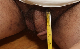 Measuring My Little Dick