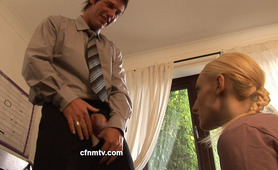 CFNM TV Cuckold Husband 1