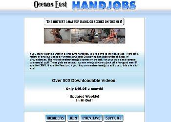 Oceans East Handjobs
