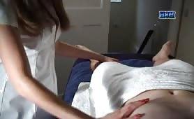 Nurse Handjob
