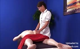 CFNM tantric massage