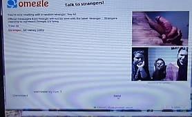Stroking for girls on webcam