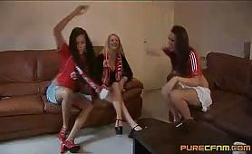 Football Match CFNM Revenge