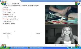 CFNM webcam fun