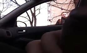 Car flashing CFNM