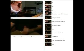 CFNM webcam flash compilation