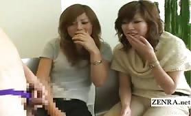 Japanese CFNM subtitled