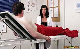 Hot CFNM nurse