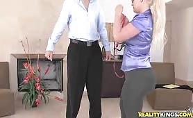 Julie Cash big ass CFNM whore