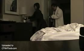 Maid and room service flashing compilation