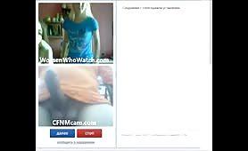Teen girls watching guy cum