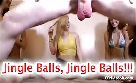 Jingle Balls - CFNM Christmas
