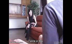 Asian CFNM humiliation (subtitled)