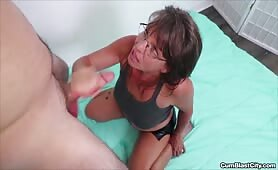 Cougar Jules Epic Cum Bath