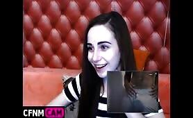 CFNM webcam BBC reaction