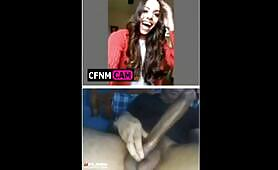 Big dick cfnm webcam